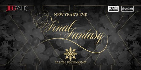 Final Fantasy New Years Eve 2020 billets