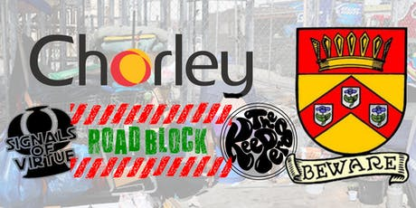 The Chorley big 3 hit up Manchester! tickets