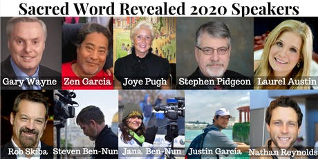 Sacred Word Revealed Conference 2020 tickets