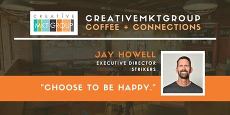 CreativeMktGroup December Coffee + Connections: Featuring Jay Howell, Richmond Strikers tickets