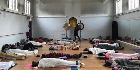 Pre-Festive Yin Yoga & Sound Bath, Sunday 15 Dec 12.30-3.30pm tickets