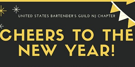 USBG NJ CHEERS TO THE NEW YEAR tickets