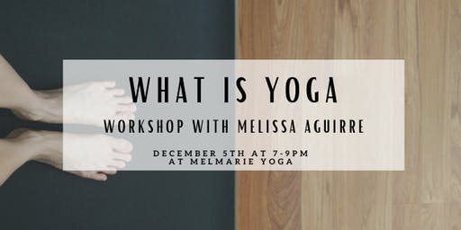 What is Yoga Workshop