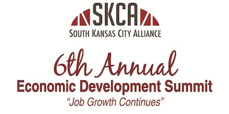 South Kansas CIty Alliance 6th Annual Economic Development Summit tickets