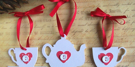 Maud Public Library Mother/Daughter Christmas Tea Party tickets