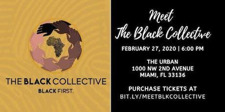 Black First. tickets