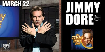 Comedian Jimmy Dore Live In Naples, FL Off the hook comedy club