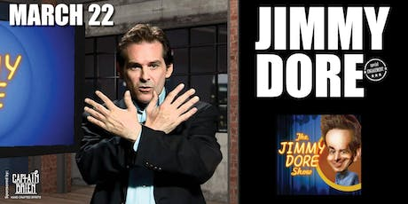 Comedian Jimmy Dore Live In Naples, FL Off the hook comedy club tickets