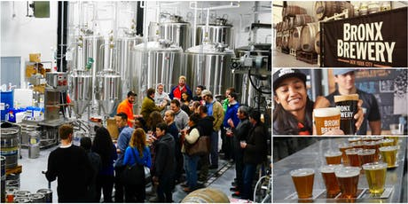 Holiday Tour & Tasting @ The Bronx Brewery tickets