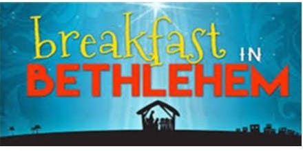 Breakfast in Bethlehem