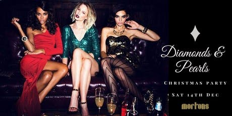 Diamonds & Pearls Christmas Party tickets