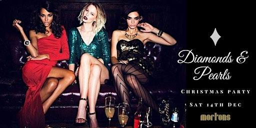 Diamonds & Pearls Christmas Party