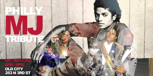 FREE EVENT: Philly MJ Tribute Art Exhibit