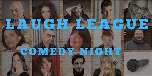 Laugh League Comedy Night
