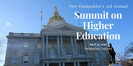 3rd Annual Summit on Higher Education tickets