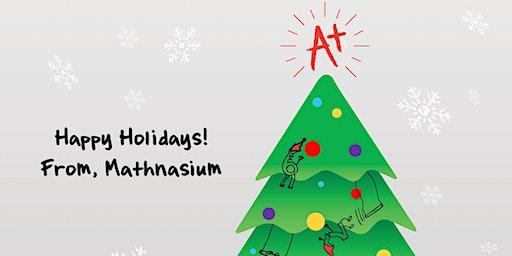 Mathnasium's Christmas Party!