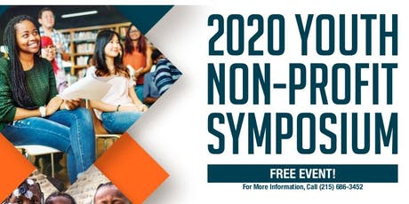8th Annual Youth Non-Profit Symposium tickets
