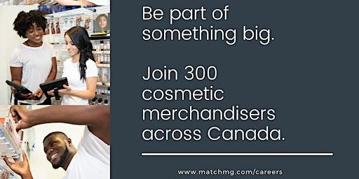 Merchandiser Hiring Event