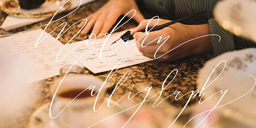 Modern Calligraphy Creative Workshop