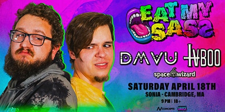 SAUCE Boston ft. DMVU & TVBOO - Eat My Sass Tour – Boston | 4.18.20 tickets