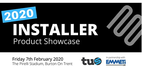 TUS 2020 Installer Product Showcase tickets