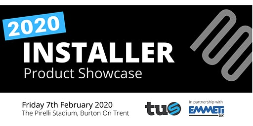 TUS 2020 Installer Product Showcase