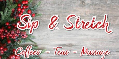 Sip & Stretch tickets