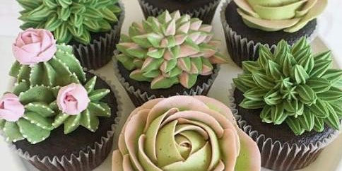 Buttercream Succulent Workshop