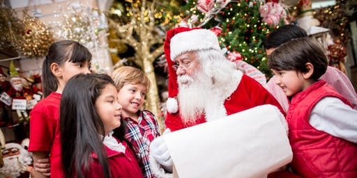 Breakfast with Santa Fundraiser at Yuba Sutter Mall