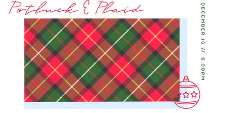 POTLUCK & PLAID tickets
