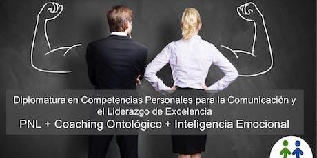 Charla-Taller Competencias  de Conversación y Liderazgo  PNL & Coaching entradas