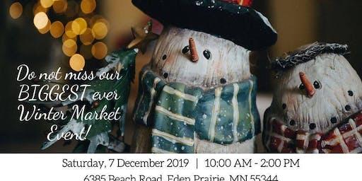 Winter Market Event