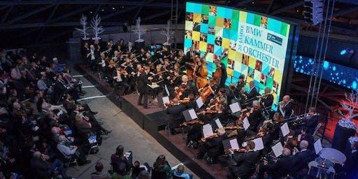 Weihnachtskonzert des BMW Kammerorchesters