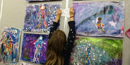Children's Holiday Workshops - week 2
