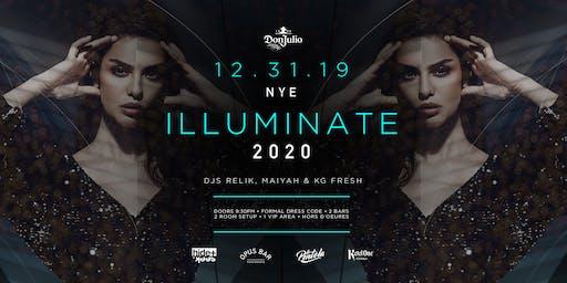 Don Julio Tequila Presents ILLUMINATE 2020