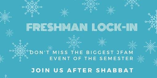 Freshmen Lock-In