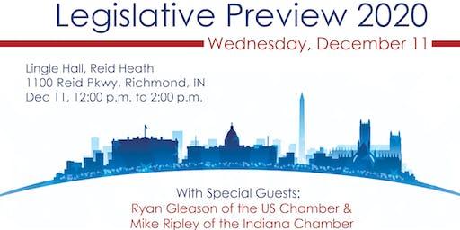Chamber Legislative Preview 2020