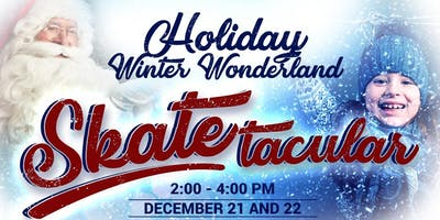 Daytona Ice Arena Holiday Winter Wonderland Skatetacular