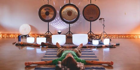 Sound Bath in Fort Langley @ TAP Spirit tickets