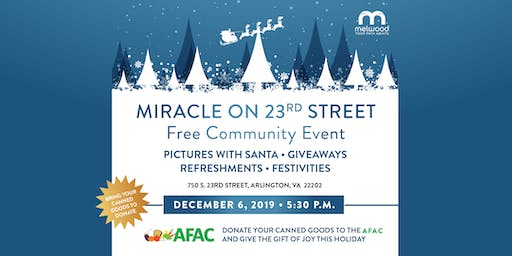 2019 Miracle on 23rd Street