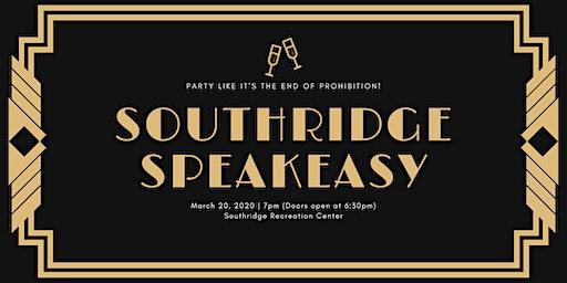 Southridge Speakeasy 2020