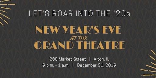 NYE at the Alton Grand Theatre