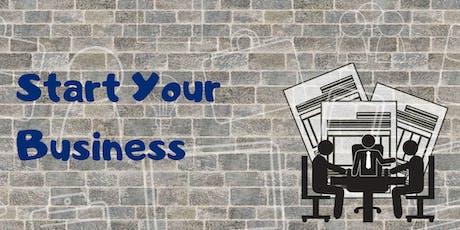 Business Start-Up Event tickets