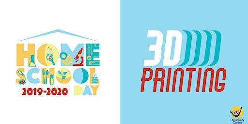 Homeschool Day: 3D Printing
