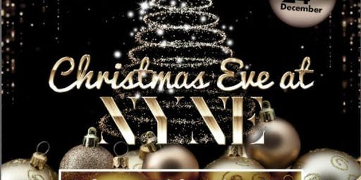 CHRISTMAS EVE @ Nyne Lounge!!! 18+ EVENT. ID REQUIRED