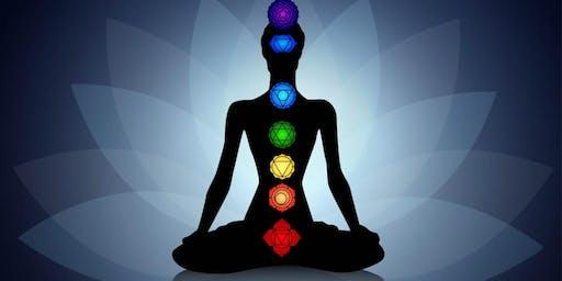 Yin Chakra Healing