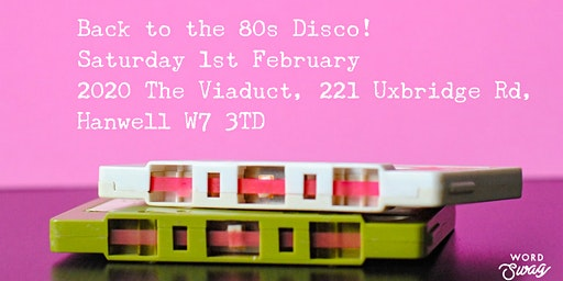 Back to the 80s Disco!