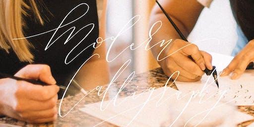 Modern Calligraphy Creative Workshop