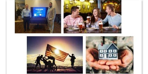 MESA  VA Homebuying Dinner/Workshop By Veterans for Veterans!