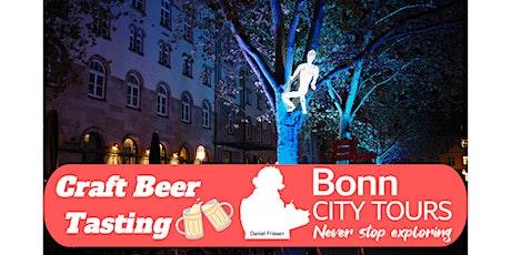 Craft Beer Tasting Bonn - Bonn City Tours Tickets